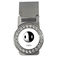 Yin Yang Money Clip (cz) by hlehnerer