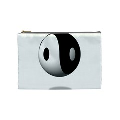 Yin Yang Cosmetic Bag (medium)