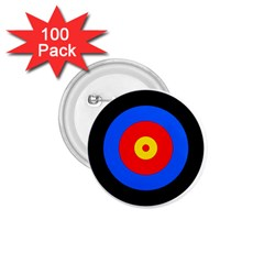 Target 1 75  Button (100 Pack)