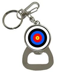 Target Bottle Opener Key Chain by hlehnerer