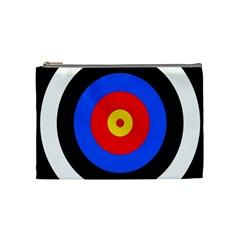 Target Cosmetic Bag (medium) by hlehnerer