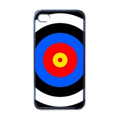 Target Apple Iphone 4 Case (black) by hlehnerer