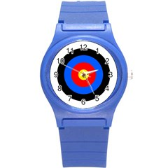 Target Plastic Sport Watch (small) by hlehnerer