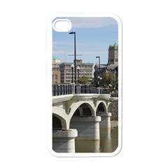 Hamilton 1 Apple Iphone 4 Case (white) by pictureperfectphotography