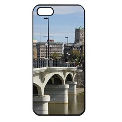 Hamilton 1 Apple Iphone 5 Seamless Case (black) by pictureperfectphotography