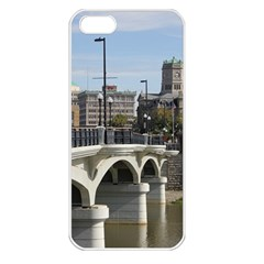 Hamilton 1 Apple Iphone 5 Seamless Case (white) by pictureperfectphotography