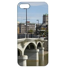 Hamilton 1 Apple Iphone 5 Hardshell Case With Stand by pictureperfectphotography