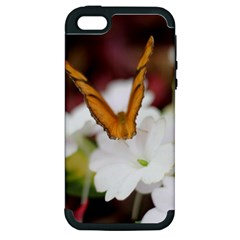 Butterfly 159 Apple Iphone 5 Hardshell Case (pc+silicone) by pictureperfectphotography