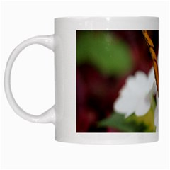 Butterfly 159 White Coffee Mug