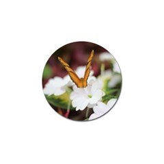 Butterfly 159 Golf Ball Marker 4 Pack by pictureperfectphotography