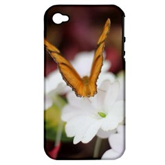 Butterfly 159 Apple Iphone 4/4s Hardshell Case (pc+silicone) by pictureperfectphotography