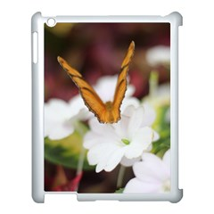 Butterfly 159 Apple iPad 3/4 Case (White) by pictureperfectphotography