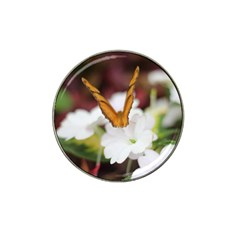 Butterfly 159 Golf Ball Marker (for Hat Clip) by pictureperfectphotography