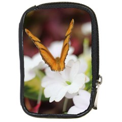 Butterfly 159 Compact Camera Leather Case by pictureperfectphotography