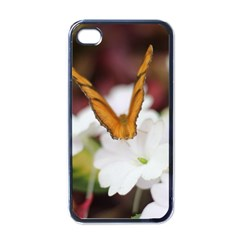 Butterfly 159 Apple Iphone 4 Case (black) by pictureperfectphotography