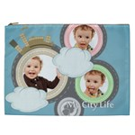 city life - Cosmetic Bag (XXL)