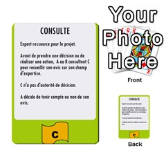 Raci By Jourdant   Multi Purpose Cards (rectangle)   Nuvyz2ktbzji   Www Artscow Com Front 19