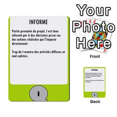 Raci By Jourdant   Multi Purpose Cards (rectangle)   Nuvyz2ktbzji   Www Artscow Com Front 3