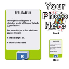 Raci By Jourdant   Multi Purpose Cards (rectangle)   Nuvyz2ktbzji   Www Artscow Com Front 40