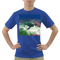 Sea Turtle Dark T Shirt