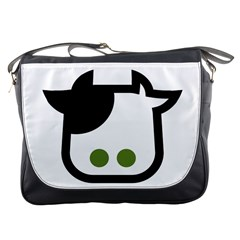 Cowcow  Messenger Bag by orange