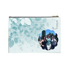 Jones By Rebecca Shields   Cosmetic Bag (large)   9chgu8ppstn6   Www Artscow Com Back