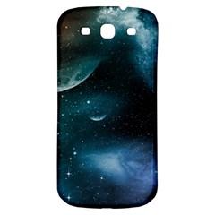 Universe Samsung Galaxy S3 S Iii Classic Hardshell Back Case by EnjoymentArt