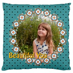 Kids By May   Large Cushion Case (two Sides)   Khc16dvd24fs   Www Artscow Com Back