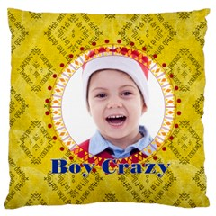 Kids By May   Large Cushion Case (two Sides)   05rqn58z79xa   Www Artscow Com Front