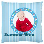 kids - Large Cushion Case (One Side)