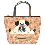 Doggie bucket bag