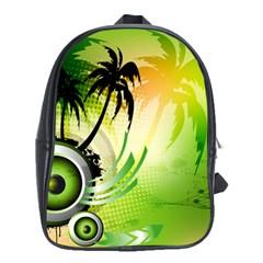 Speaker School Bag (xl)