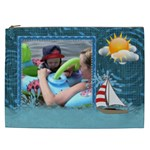 Water Fun XXL Cosmetic Bag - Cosmetic Bag (XXL)