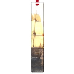 French Warship Large Bookmark