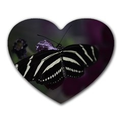 Butterfly 059 001 Mouse Pad (heart) by pictureperfectphotography