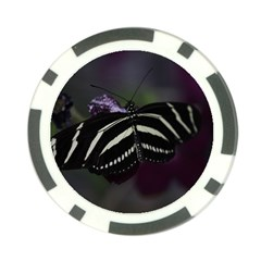 Butterfly 059 001 Poker Chip