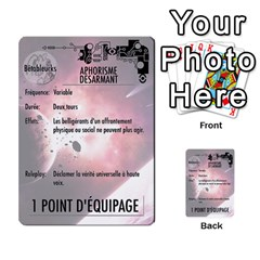 Final Frontier Gimmicks By Casque Noir   Multi Purpose Cards (rectangle)   G4nnw379ziza   Www Artscow Com Front 1