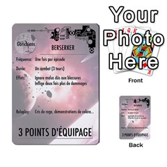 Final Frontier Gimmicks By Casque Noir   Multi Purpose Cards (rectangle)   G4nnw379ziza   Www Artscow Com Front 2