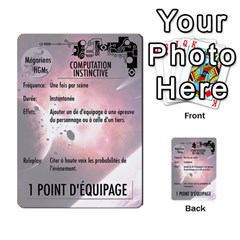 Final Frontier Gimmicks By Casque Noir   Multi Purpose Cards (rectangle)   G4nnw379ziza   Www Artscow Com Front 3