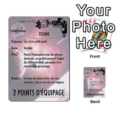 Final Frontier Gimmicks By Casque Noir   Multi Purpose Cards (rectangle)   G4nnw379ziza   Www Artscow Com Front 24