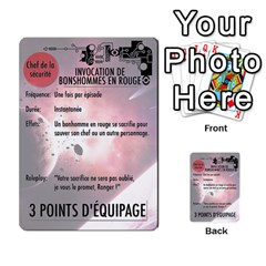 Final Frontier Gimmicks By Casque Noir   Multi Purpose Cards (rectangle)   G4nnw379ziza   Www Artscow Com Front 29