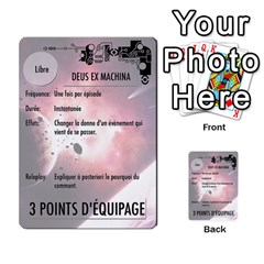 Final Frontier Gimmicks By Casque Noir   Multi Purpose Cards (rectangle)   G4nnw379ziza   Www Artscow Com Front 36
