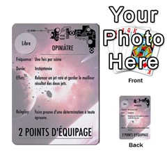 Final Frontier Gimmicks By Casque Noir   Multi Purpose Cards (rectangle)   G4nnw379ziza   Www Artscow Com Front 46