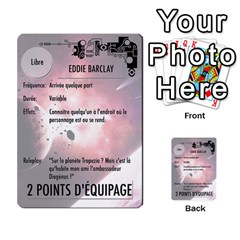 Final Frontier Gimmicks By Casque Noir   Multi Purpose Cards (rectangle)   G4nnw379ziza   Www Artscow Com Front 50