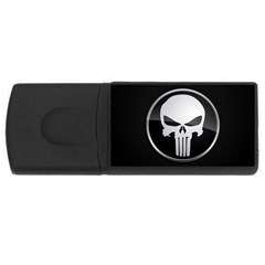 The Punisher Wallpaper  4GB USB Flash Drive (Rectangle) by sterlinginme