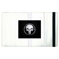 The Punisher Wallpaper  Apple iPad 2 Flip Case by sterlinginme