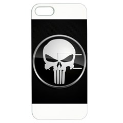 The Punisher Wallpaper  Apple Iphone 5 Hardshell Case With Stand