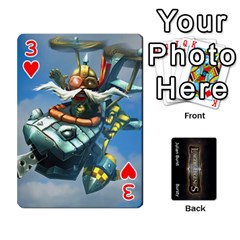 Lol Front/back Cards By Max Curtis   Playing Cards 54 Designs   Agvs7ad58sca   Www Artscow Com Front - Heart3