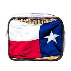 Texas Mini Travel Toiletry Bag (one Side) by dray6389