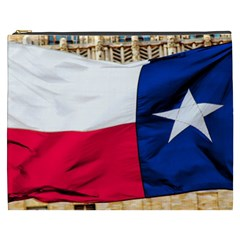 TEXAS Cosmetic Bag (XXXL) by dray6389